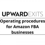 Operating Procedures for an Amazon FBA Business