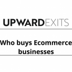 Who Buys Ecommerce Businesses