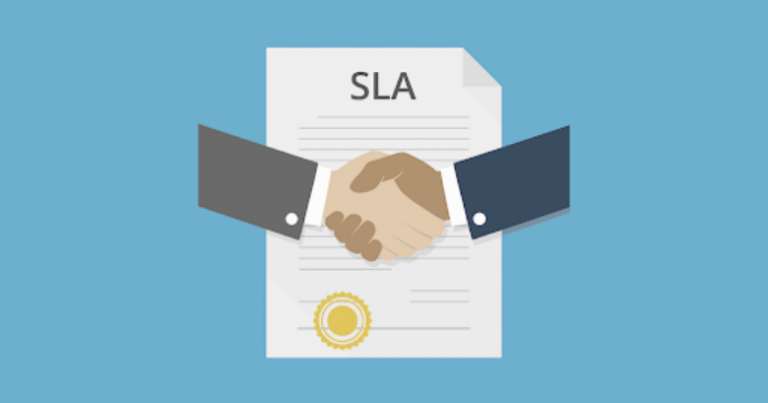 Saas Service Level Agreement